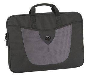 TAMRAC 1707 SUPERLIGHTS 17'' LAPTOP CASE BLACK/GREY
