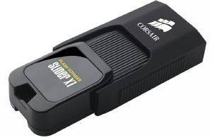 CORSAIR CMFSL3X1-64GB FLASH VOYAGER SLIDER X1 64GB USB3.0 FLASH DRIVE