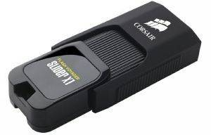 CORSAIR CMFSL3X1-32GB FLASH VOYAGER SLIDER X1 32GB USB3.0 FLASH DRIVE