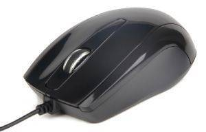 GEMBIRD MUS-U-003 OPTICAL MOUSE USB BLACK