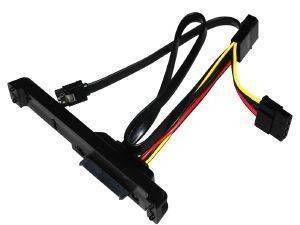 SILVERSTONE CP05 HOT-SWAP SATA II MODULE WITH CABLE