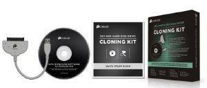 CORSAIR SSD AND HARD DISK DRIVE CLONING KIT
