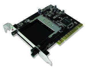GEMBIRD PCMCIA-PCI PCI ADAPTER FOR PCMCIA CARDS