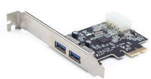 GEMBIRD UPC-30-2P USB 3.0 PCI-E HOST ADAPTER