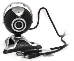GEMBIRD CAM69U USB2.0 WEBCAM 1.3M PIXELS W/MICROPHONE AND SOFTWARE
