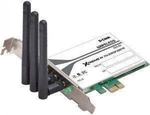 D-LINK DWA-556 WIRELESS-N PCI ADAPTER