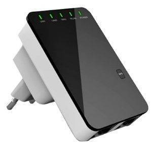 CRYPTO WER300N WIRELESS 300N EXTENDER ROUTER MINI EU