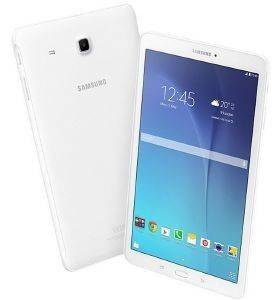 TABLET SAMSUNG GALAXY TAB E 9.6 T560 9.6'' QUAD CORE 8GB WIFI BT GPS PEARL WHITE