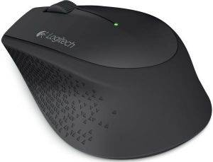 LOGITECH M280 WIRELESS MOUSE BLACK