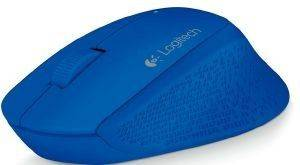 LOGITECH M280 WIRELESS MOUSE BLUE