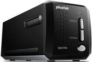 SCANNER PLUSTEK OPTICFILM 8200I AI FILM υπολογιστές σαρωτεσ σαρωτεσ