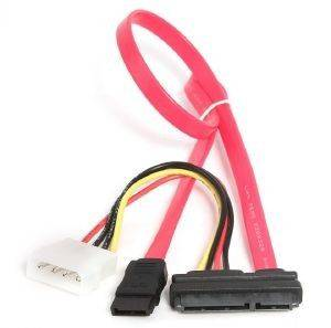 CABLEXPERT CC-SATA-C1 SERIAL ATA III DATA AND POWER COMBO CABLE