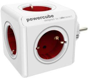 ALLOCACOC POWERCUBE ORIGINAL RED TYPE F FOR EXTENDED CUBES