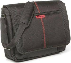 VERBATIM 49856 BERLIN 16.'' NOTEBOOK MESSENGER BAG BLACK