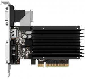 VGA PALIT NVIDIA GEFORCE GT710 2GB DDR3 PCI-E RETAIL