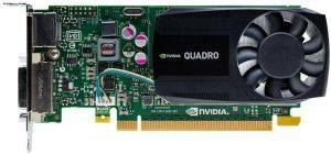 VGA PNY NVIDIA QUADRO K620 2GB DDR3 PCI-E RETAIL