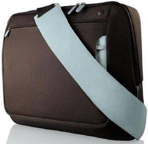 BELKIN F8N051EARL MESSENGER BAG 17.0'' CHOCOLATE/TOURMALINE
