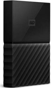 ΕΞΩΤΕΡΙΚΟΣ ΣΚΛΗΡΟΣ WESTERN DIGITAL NEW! WDBYNN0010BBK MY PASSPORT 1TB USB3.0 BLACK
