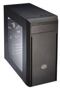 CASE COOLERMASTER MASTERBOX LITE 3 WINDOW PANEL BLACK