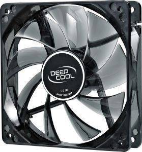 DEEPCOOL WINDBLADE 120MM SEMI-TRANSPARENT FAN WITH BLUE LED