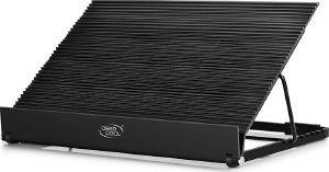 DEEPCOOL N9 EX LAPTOP COOLER 17'' WITH ALUMINUM PANEL/USB HUB