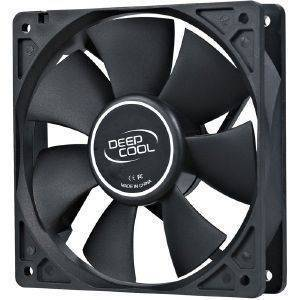 DEEPCOOL XFAN 120 BLACK CASE FAN 120MM