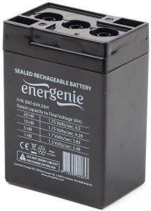 ENERGENIE BAT-6V4.5AH BATTERY 6V/4.5AH