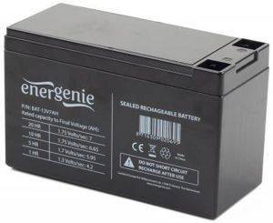 ENERGENIE BAT-12V7.5AH BATTERY 12V/7.5AH