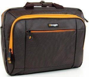 BAGGIE CARRY BAG GREY 15.6'' ORANGE (BGE156011)