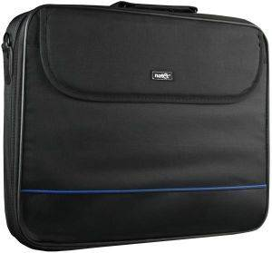 NATEC NTO-0335 IMPALA 15.6'' LAPTOP CARRY BAG BLACK/BLUE
