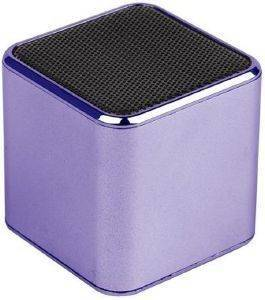 GEMBIRD SPK-108-V PORTABLE SD-CARD SPEAKER PURPLE