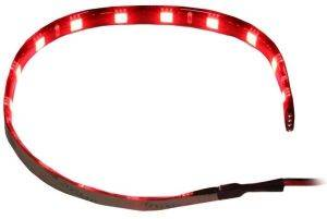 SILVERSTONE LS01R LIGHT STRIPES RED