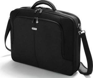 DICOTA MULTI COMPACT 14-15.6'' CLAMSHELL CARRY BLACK