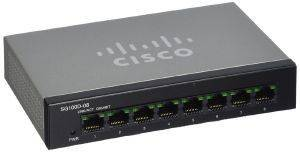 CISCO SG110D-08-EU 8-PORT GIGABIT DESKTOP SWITCH