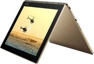 TABLET LENOVO YOGA BOOK YB1-X90F 10.1'' IPS QUAD CORE 64GB WIFI BT ANDROID 6.0 GREY