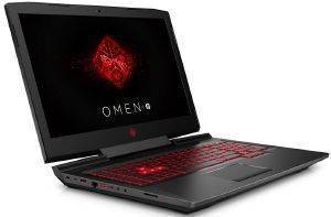 LAPTOP HP OMEN 15-CE060ND 15.6'' FHD INTEL CORE I7-7700HQ 16GB 1TB+256GB GF GTX1050TI 4GB WIN10