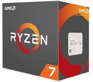 CPU AMD RYZEN 7 1700 3.70GHZ 8-CORE WITH WRAITH SPIRE COOLER BOX