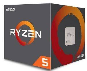 CPU AMD RYZEN 5 1600X 4.00GHZ 6-CORE BOX