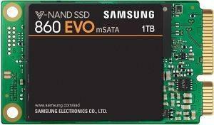 SSD SAMSUNG MZ-M6E1T0BW 860 EVO SERIES MSATA 1TB SATA3