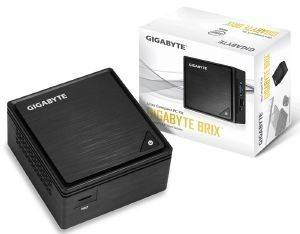 GIGABYTE BRIX GB-BPCE-3455 INTEL CELERON J3455 ULTRA COMPACT PC KIT