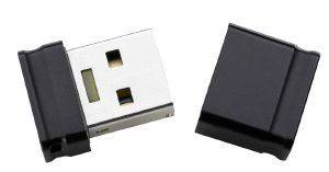 INTENSO 3500460 MICRO LINE 8GB USB 2.0 DRIVE BLACK