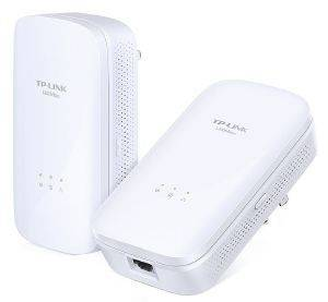 TP-LINK TL-PA8010 KIT AV1200 GIGABIT POWERLINE STARTER KIT