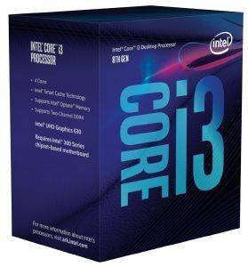 CPU INTEL CORE I3-8300 3.70GHZ LGA1151 - BOX