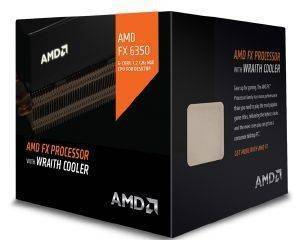 CPU AMD FX-6350 3.9GHZ 6-CORE WITH WRAITH COOLER BOX