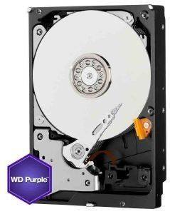 HDD WESTERN DIGITAL WD10PURZ 1TB PURPLE SURVEILLANCE SATA3