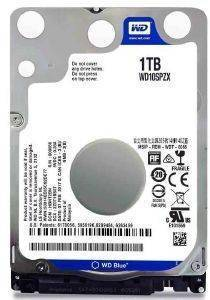 HDD WESTERN DIGITAL WD10SPZX BLUE 1TB 2.5'' SATA3