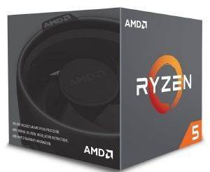 CPU AMD RYZEN 5 2600 3.90GHZ 6-CORE WITH WRAITH STEALTH BOX