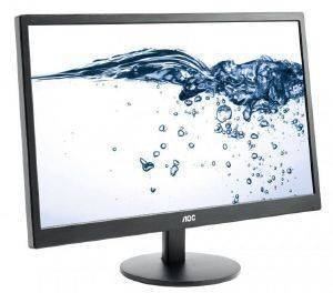 ΟΘΟΝΗ AOC E2470SWDA 23.6'' LED FULL HD BLACK