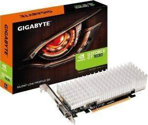 VGA GIGABYTE GEFORCE GT1030 SILENT LOW PROFILE 2G GV-N1030SL-2GL 2GB GDDR5 PCI-E RETAIL