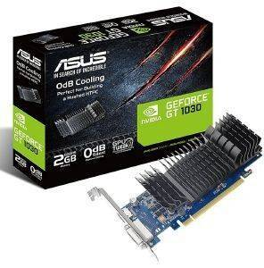 VGA ASUS GEFORCE GT1030 GT1030-SL-2G-BRK 2GB GDDR5 PCI-E RETAIL